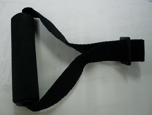 Exercise band handles